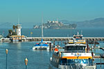 Tour around Alcatraz on-line
